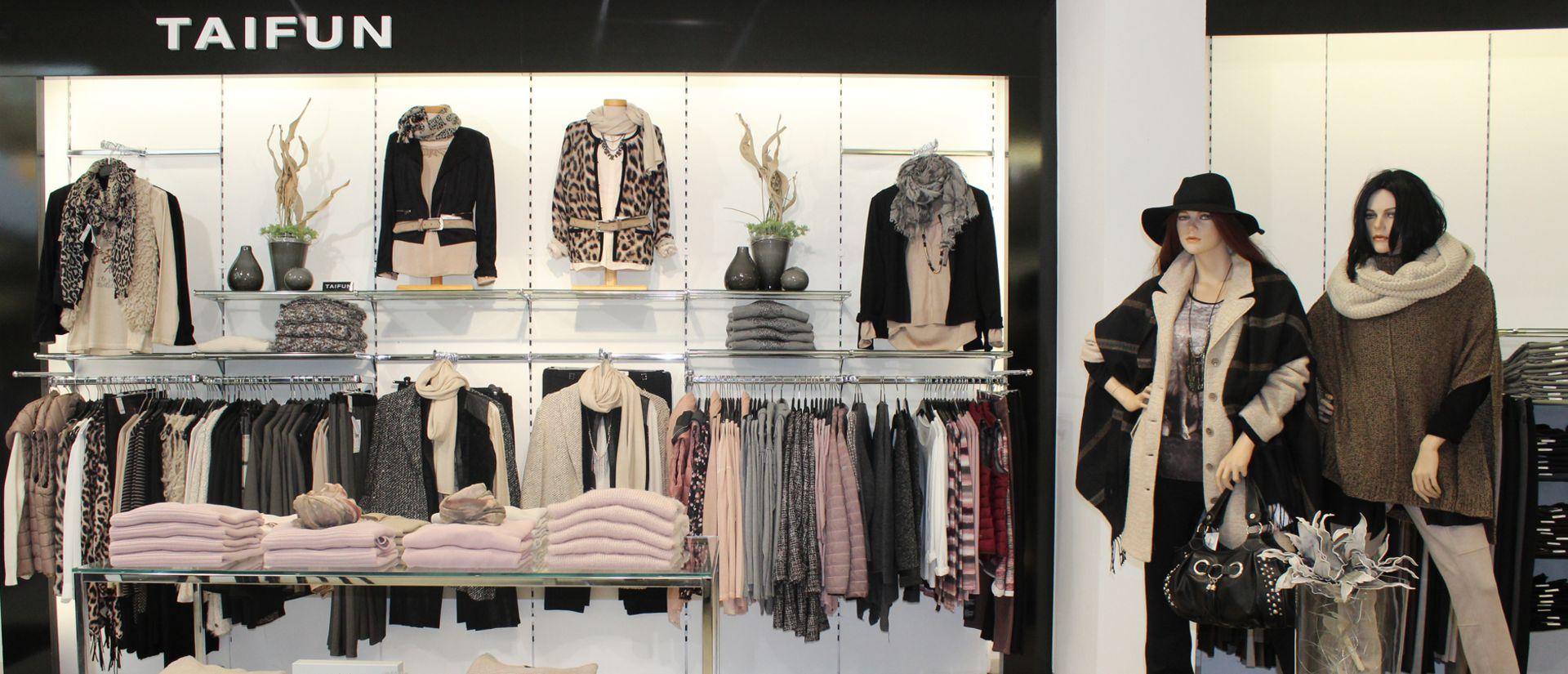 Modehaus Pöpperl Naila - Damenabteilung